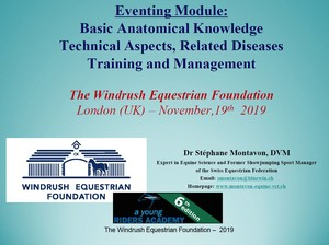 Eventing Module at Windrush Equestrian Foundation