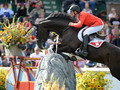 Switzerland win the BMO Nation's Cup at the Spruce Meadows Masters - Stéphane Montavon is the Chef d'équipe